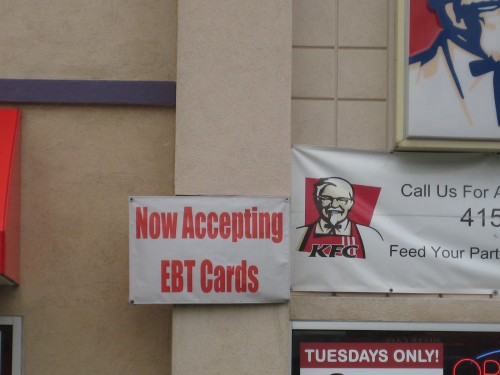 Fast Food Restaurants Ebt