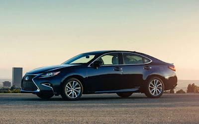 Lexus ES 2018 Review, Specs, Price