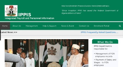 IPPIS Data Capture & Verification Filling of Forms Issues Fix
