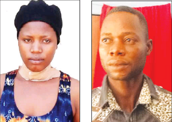 Jealous lover to spend 12 years in jail, for attempted murder on His Girlfriend (PICS)