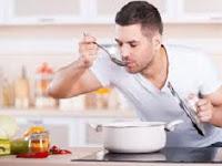 Mencicipi Makanan Tidak membatalkan Puasa