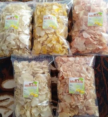 Keripik Talas per kilo (kg)