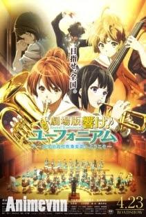 Hibike! Euphonium Movie: Kitauji Koukou Suisougaku-bu e Youkoso -  2016 Poster