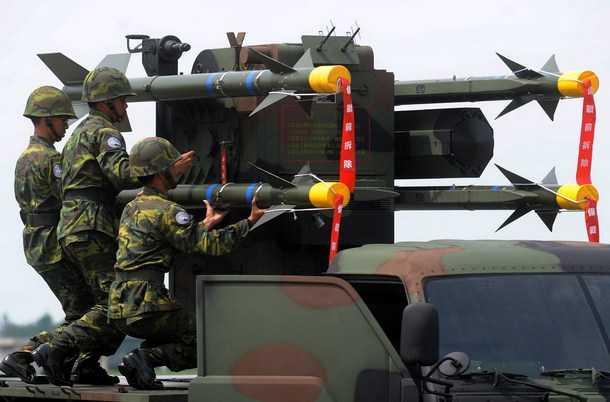 Anggara Militer Taiwan Naik 211 Persen Untuk Penelitian Dan Pengembangan Peralatan Militer