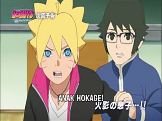 Bocoran Anime Boruto: Naruto Next Generations Episode 2