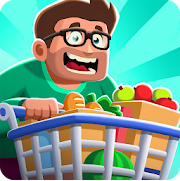 Download Game Idle Supermarket Tycoon APK MOD Unlimited Money for android