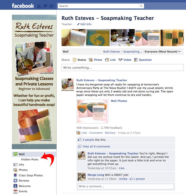 Quick Tip: Hidden Treasure on your Facebook Page - The Nova