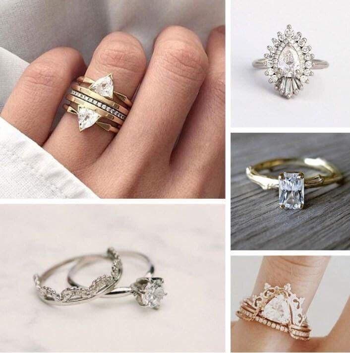 Các loại nhẫn đẹp dành cho phụ nữ