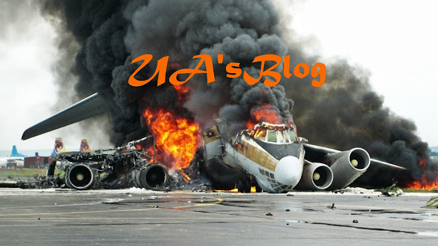 Breaking News: Plane Carrying 32 People Crashes In Syria, Kills Everyone On Board