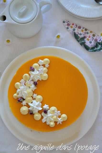 crème d'abricot les 4 saisons