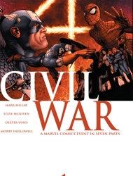 Marvel Civil War full events