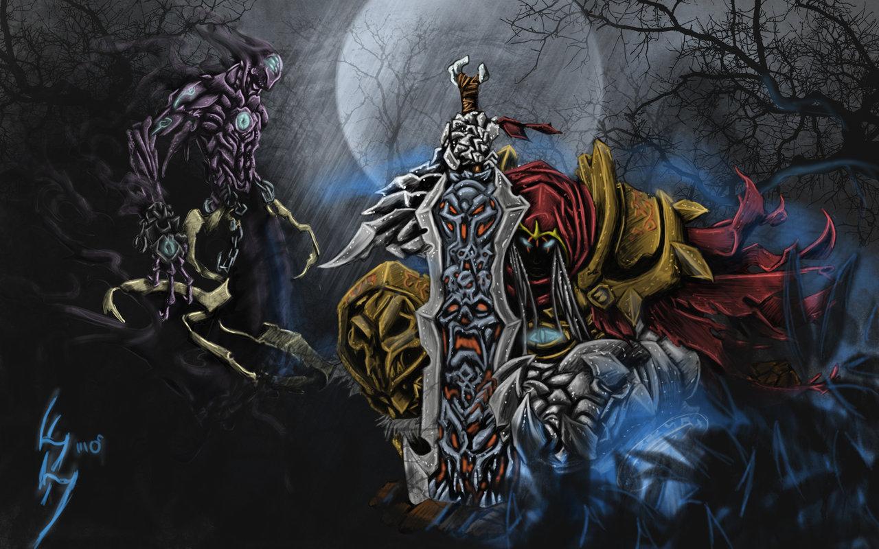4 всадника апокалипсиса дарксайдерс
