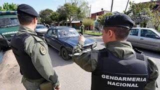 Dividen la provincia en cuatro zonas para el envío de los gendarmes
