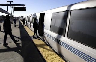 BART Takeover Robbery: 40 To 60 Teens Swarm Train, Hold Up Riders