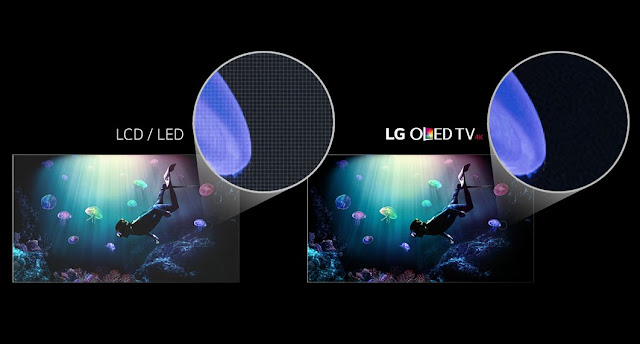 What Are the Differences in LCD, LED, and OLED Panels