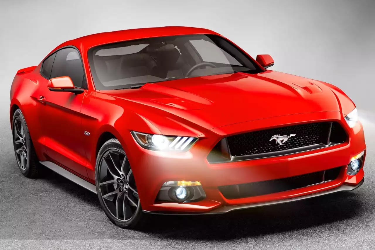 List of ford mustang types price list philippines