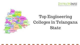 List of Engineering Colleges in Telangana State