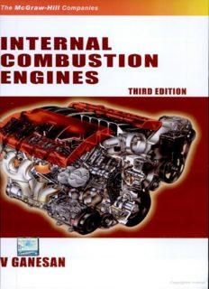 Download Internal Combustion Engine V Ganesan Free Pdf