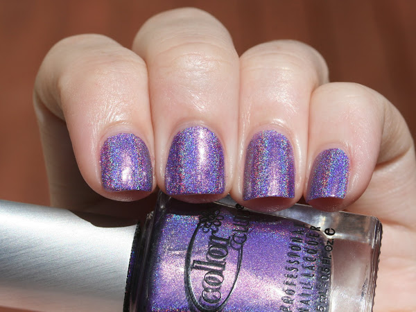 Color Club Halo Hues 2013 - Eternal Beauty Swatches, Comparison & Review