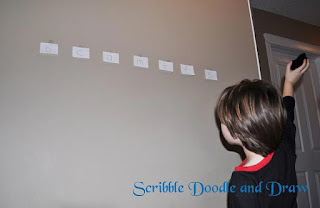 hands on ways to practice spelling throwing a sock at words