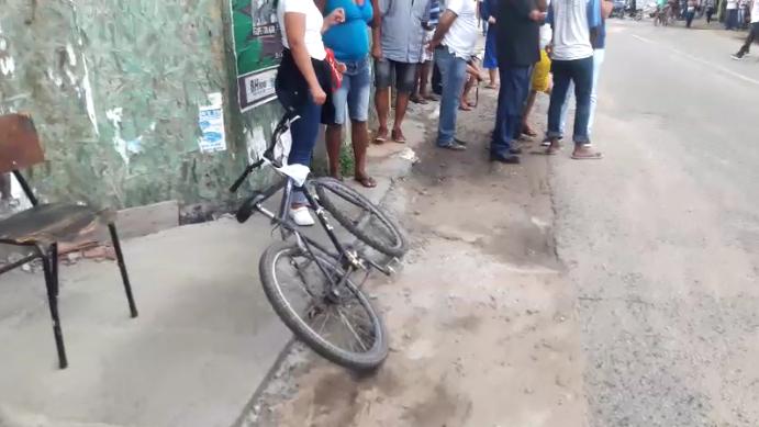 Resultado de imagem para mulher atropelada guanambi