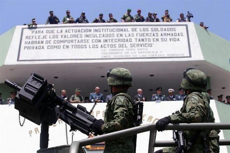 LIBERAN A MILITAR LIGADO AL NARCO TRAS 10 AÑOS DE ENCIERRO.