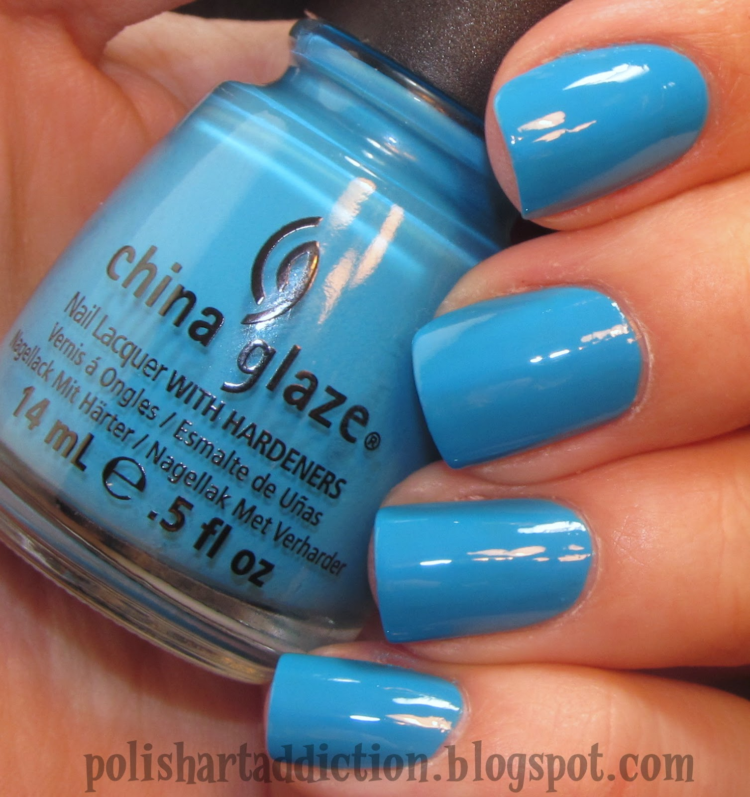 China Glaze - Sunday Funday