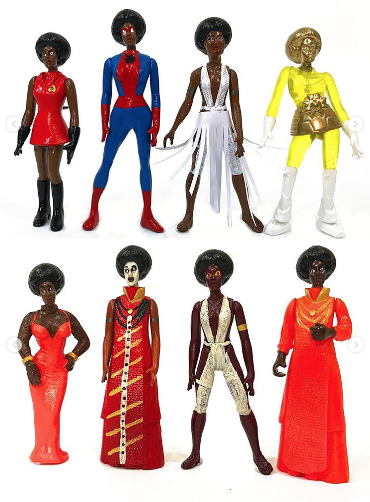 WHAT WHO  AFRODISIAC  BLACK WOMAN MAGIC from Sucklord WHEN WHERE  Since  launched Jan 12th online here. HOW MANY HOW MUCH  US 185 per OOAK ( One of  a Kind) 190a088cc48