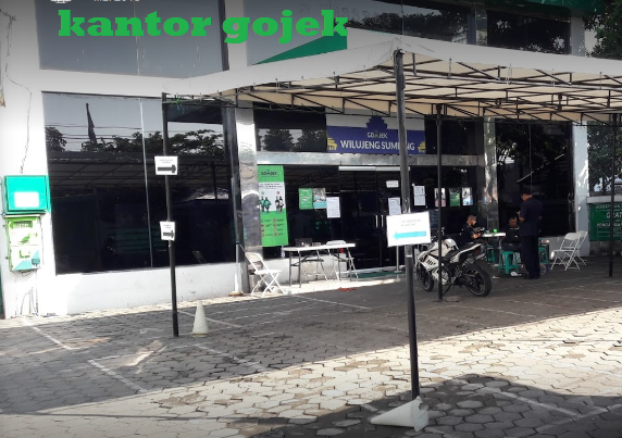 Kantor Gojek Jl. kiaracondong-Bandung