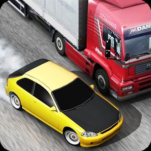 تحميل لعبه حركه مرور المتسابق للاندرويد مجانا Download Traffic Racer free