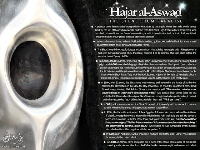Fakta Sejarah Hajar Aswad