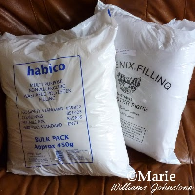 Polyester Fiber Filling and Stuffing Material