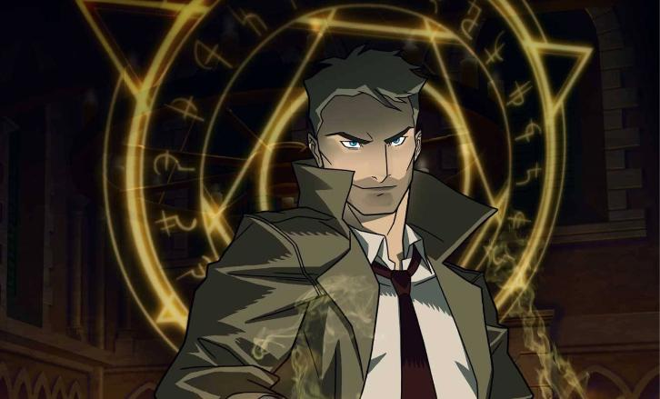 Constantine - Returning as Animated CW Seed Series