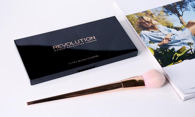 "Makeup Revolution Ultra Blush Palette ""Hot Spice"" отзывы"