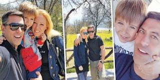 Κωνσταντίνος Αγγελίδης: Αυτή Είναι Η Ανατριχιαστική απόφαση της γυναίκας για αυτόν και το παιδί τους