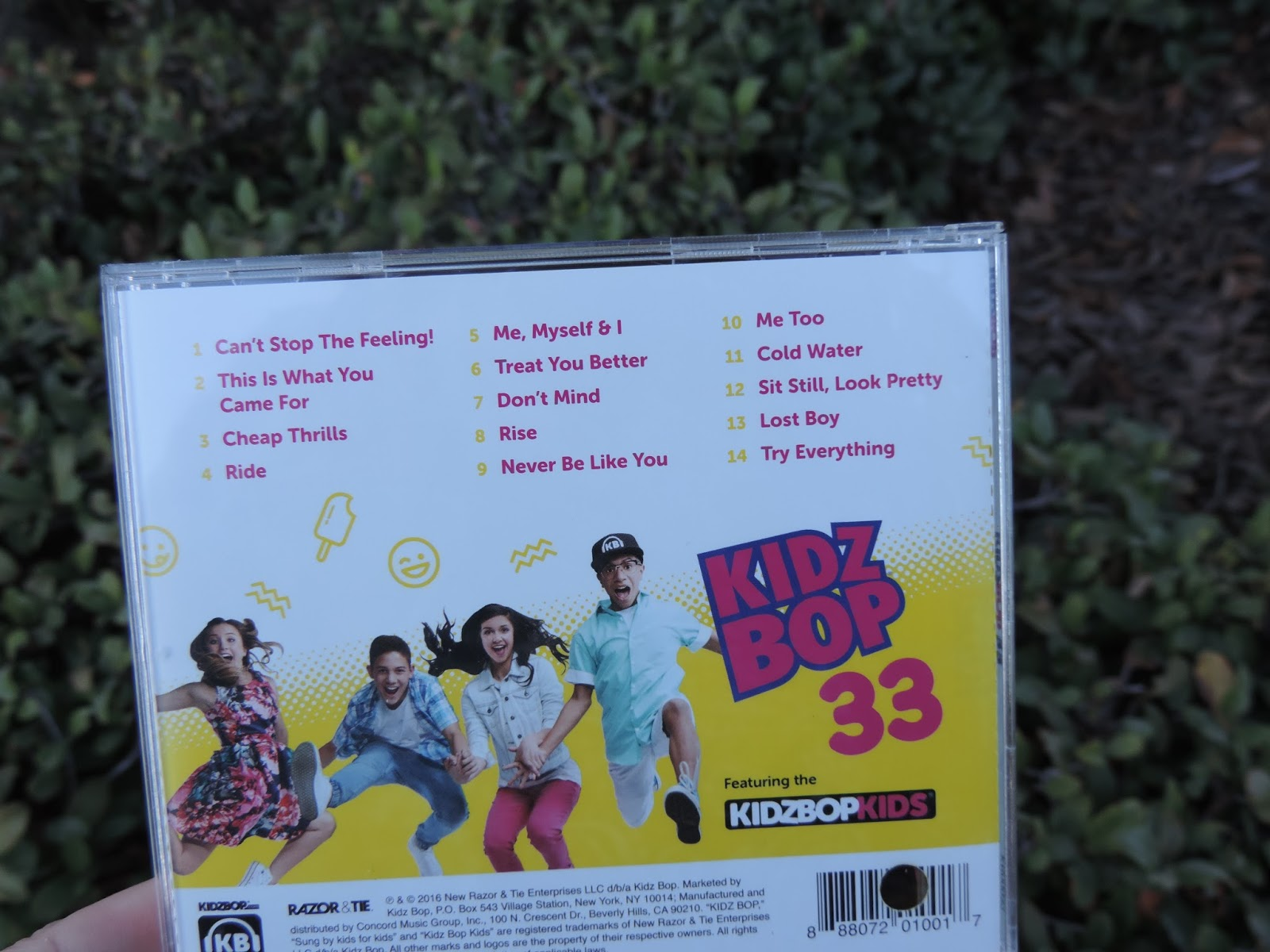 Mail4Rosey: Kidz Bop Boasts the Most Top 10 Debuts of Any Artist!