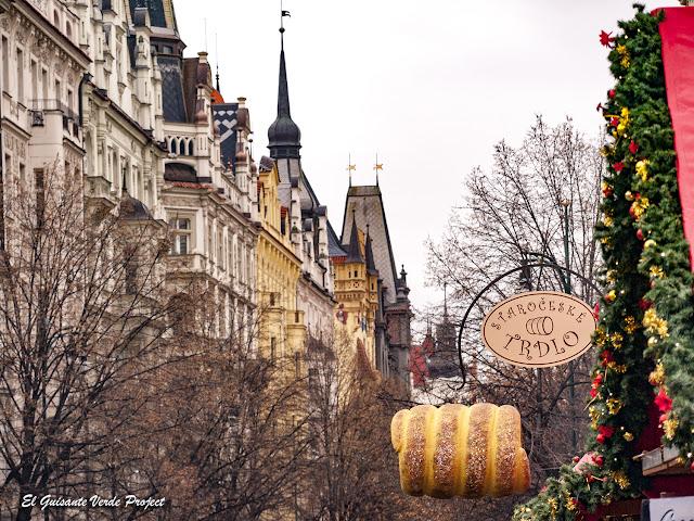 Navidad  en Praga,  por El Guisante Verde Project