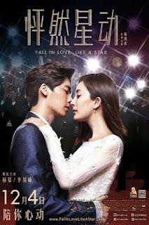 Fall in Love Like a Star (2015) รักหมดใจนายซุปตาร์ [ซับไทย]