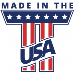 Manufactured in the USA!