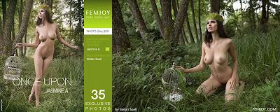 Jasmine A - FemJoy - Once Upon - Mar 05, 2016
