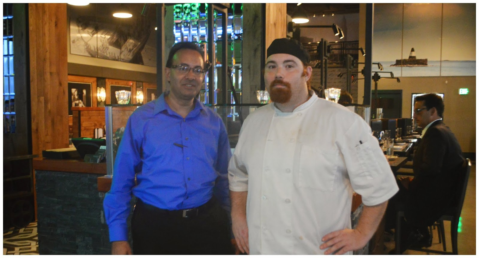 NIXS Hartford Executive Staff, GM Yaz, Chef John