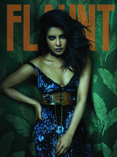 Priyanka Chopra Smoking Hot pics for Flaunt Magazine August 2016