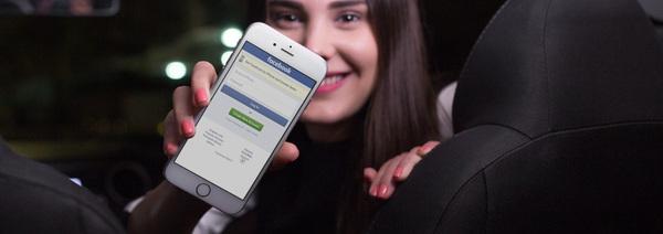 Cara Membuat status Facebook Pakai Latar Pelangi