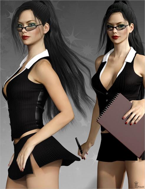 Secretary for Genesis 3 Female