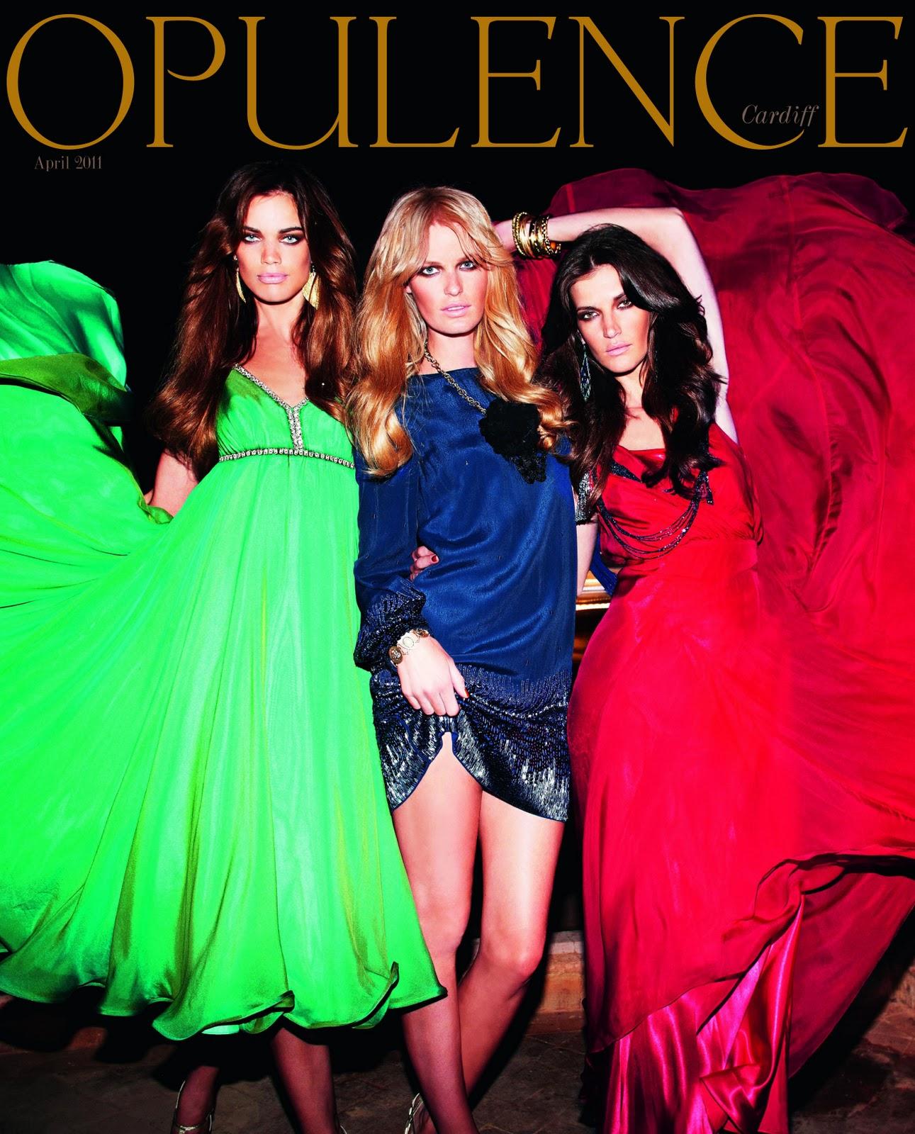 Natalie Glasgow Blog: Opulence Magazine