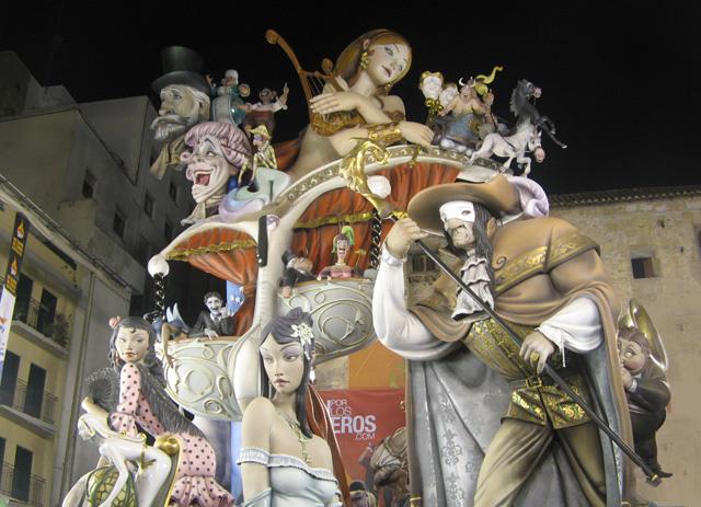 Lista del Patrimonio Cultural Inmaterial de la Humanidad de España