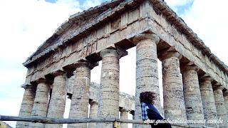 guia brasileira segesta templo sicilia - Sicilia