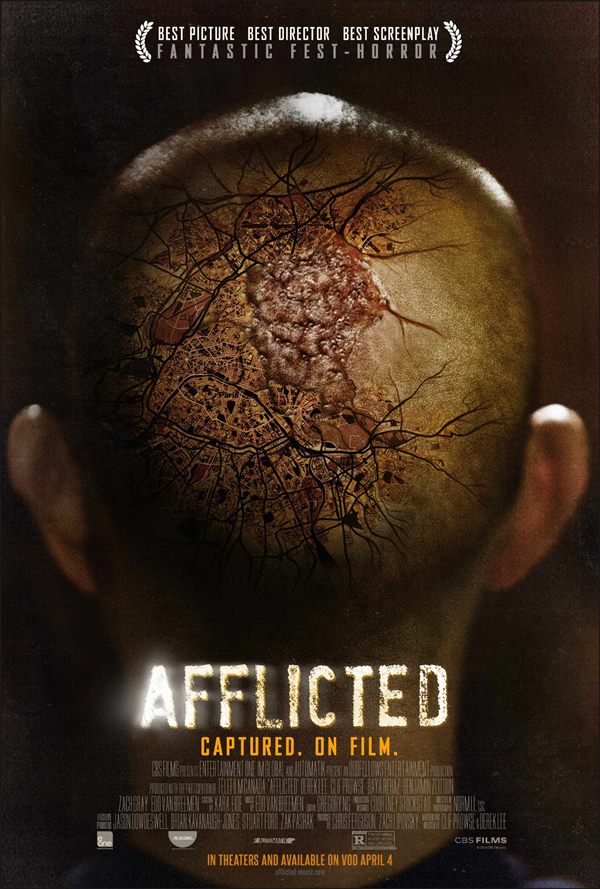 FILM REVIEW: Afflicted (2013)