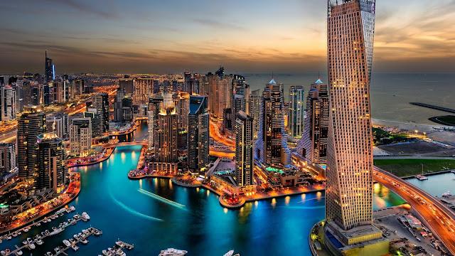 Birleşik Arap Emirlikleri Uçak Bileti