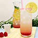 Sparkling Pink Lemonade from Scratch